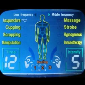 laser massager 8